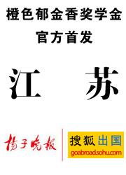 """荷兰2009""""橙色郁金香奖学金""""搜狐官方首发--江苏"""
