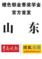"""荷兰2009""""橙色郁金香奖学金""""搜狐官方首发--山东"""