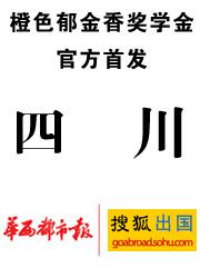 """荷兰2009""""橙色郁金香奖学金""""搜狐官方首发--四川"""