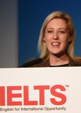 澳大利亚教育国际开发署中国高级顾问 Belinda Poole