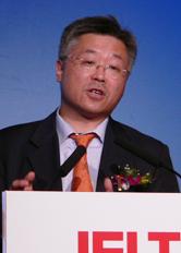 经济学人集团中国首席代表许思涛